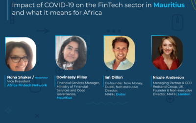 Impact of COVID-19 on FinTech in Mauritius & implications for Africa
