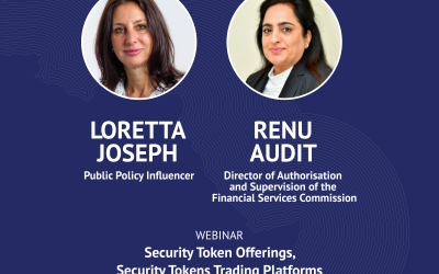 MAFH hosts webinar on Security Token Offerings (STOs) and Security Tokens Trading Platforms