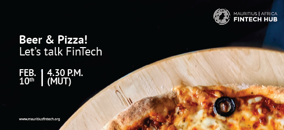 beer and pizza - mafh fintech networking event