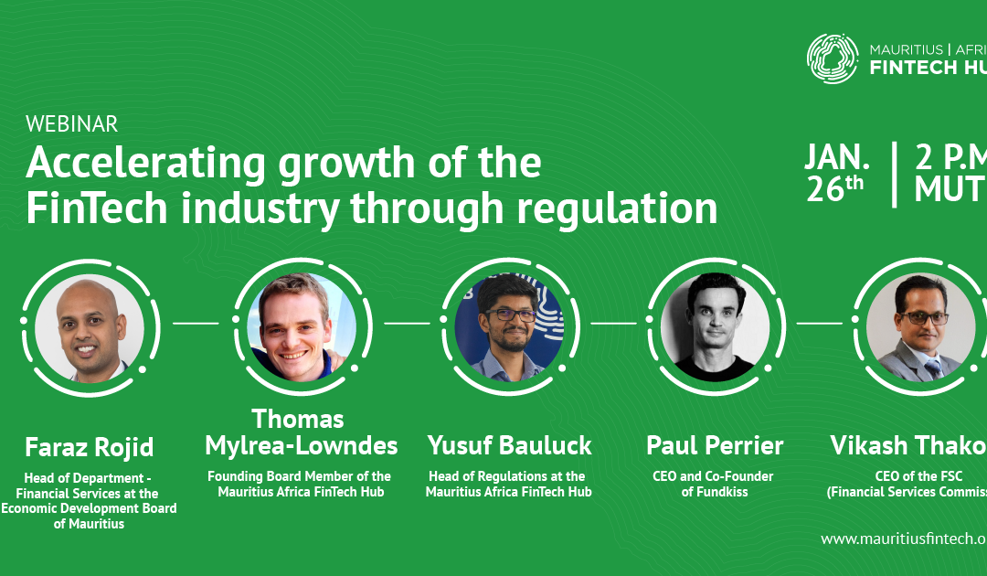 MAFH hosts webinar on the accelerating growth of the FinTech industry through regulation