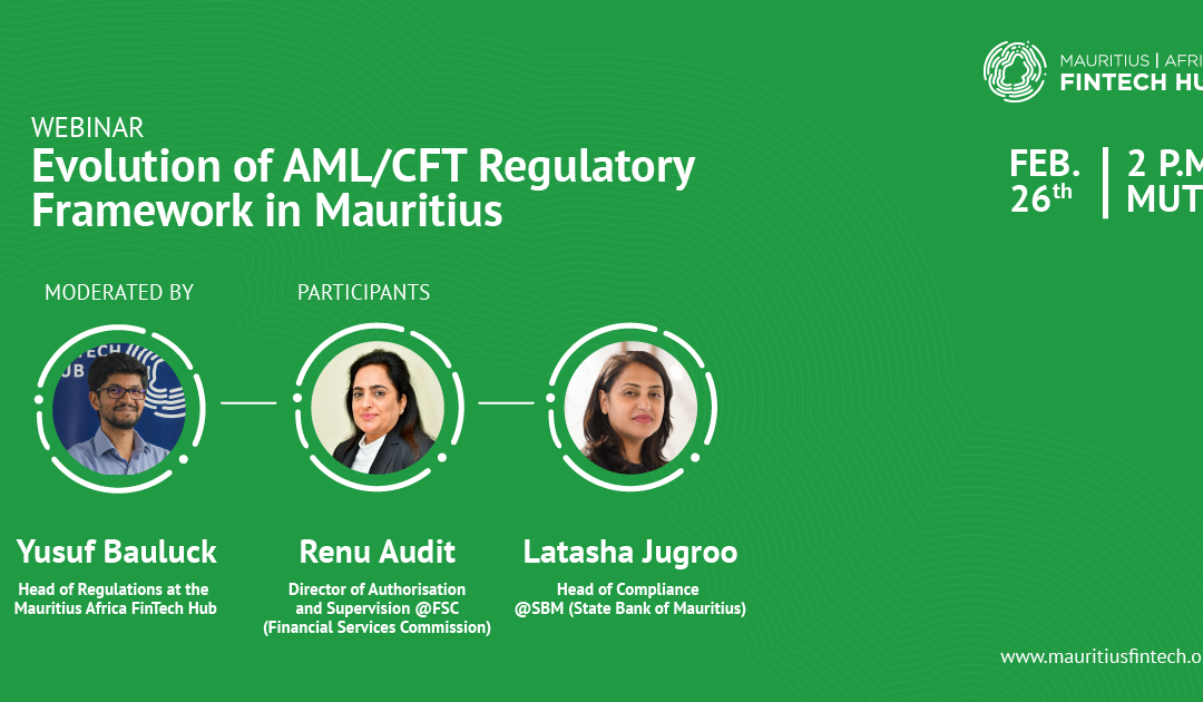 Webinar: Evolution of AML/CFT Regulatory Framework in Mauritius