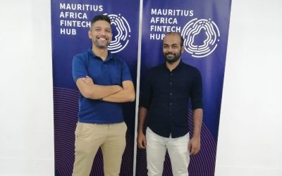Horizon Africa's dynamic duo discuss Blockchain Technology